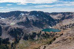 Wyoming's Teton Crest Trail