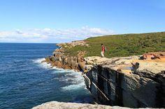RoyalNP-cliffwalk