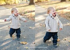 Cutest little boy sweater EVER! I especially love the elbow patches.
