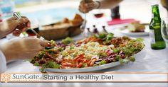 Starting a Healthy Diet