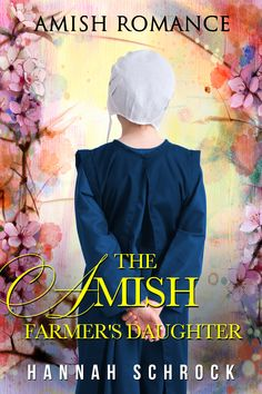When her mother passed away, Abigail mourned. But two long years later, she was concerned that her father hadn't yet stopped mourning their loss. The new Amish Romance bestseller from Hannah Schrock. Just or Free with Kindle Unlimited. Book Club Books, Books To Read, Amish Books, Farmer's Daughter, Love Reading, Romance Books, Kindle, Ebooks, This Book