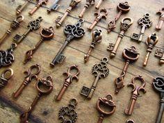 Vintage Keys !