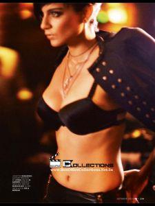 Kangana Ranaut sizzles on the GQ India Magazine October 2014 Cover_3