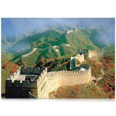 Quebra Cabeça Muralha da China 1500 Peças - Grow