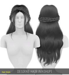 Elegant the Sims 4 Hair Female - New Frisuren Stile 2019 Elegant die Sims 4 Hair Female Sims 4 Mods, Sims 4 Game Mods, Khloe Kardashian, Sims 4 Cc Skin, Sims Cc, Sims 4 Tsr, Kris Jenner, Kendall Jenner, The Sims 4 Cabelos