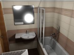 20+ Nejnovejší Galerie z Koupelny 2012 Relax, Bathtub, Bathroom, Standing Bath, Washroom, Bathtubs, Bath Tube, Full Bath, Bath