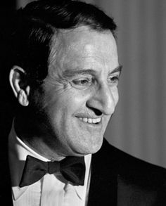 Danny Thomas - funnyman and founder of St. Jude Children's Research Hospital - pretty remarkable guy