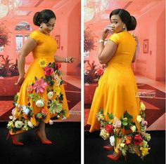 Most of us opt for Ankara designs that give us with the freedom and comfort to produce an effect. Ankara dress styles are now one of the weekdays regalias that provides us with full self expression. Ankara Dress Styles, African Print Dresses, African Print Fashion, African Fashion Dresses, African Dress, African Wear, African Style, African Wedding Attire, African Attire