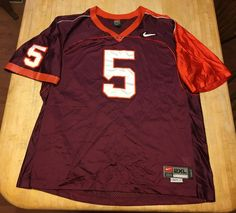 2e2b55a14 WASHINGTON REDSKINS Jersey NIKE Burgundy 80th Anniversary Griffin III 10  Size 48