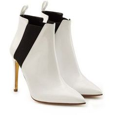 Rupert Sanderson Patent Leather Ankle Boots