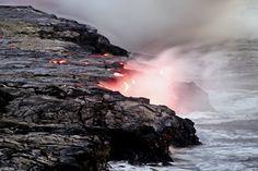 One-Day Hawaii Volcano Night Eco Tour