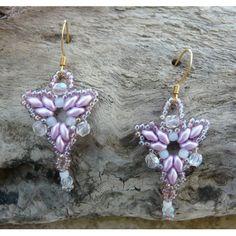 Angelic Lace Earring Pattern