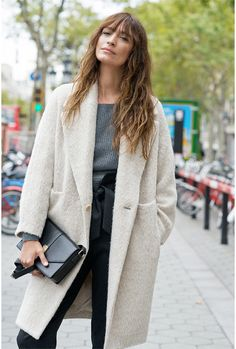 How to dress like a Parisian - oder: Caroline de Maigret x Uterqüe - amazed
