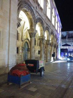 Another Filming Location in Dubrovnik – Rector's Palace