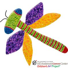 MD Anderson Cesar's Dragonfly by The Round Top Collection S8028