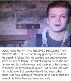 And now they're a fucking endgame Shameless Mickey And Ian, Shameless Tv Show, Ian And Mickey, Shameless Memes, Shameless Characters, Noel Fisher, Cameron Monaghan, Good Vibe Songs, True Romance