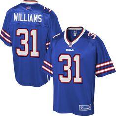 Jonathan Williams Buffalo Bills NFL Pro Line Youth Player Jersey - Royal
