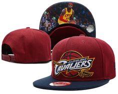 Cleveland Cavaliers Snapback Hats from www.crazyhatsclub.com