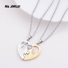 Wholesale 2015 I Love You Letters Pendant New Couple Lovers Necklaces Fashion Women And Men Metal Chain Necklace Jewelry(China (Mainland)) I Love You Lettering, Couple Jewelry, Letter Pendants, Buying Wholesale, Metal Chain, Fashion Necklace, Washer Necklace, Fashion Women, Jewelry Necklaces