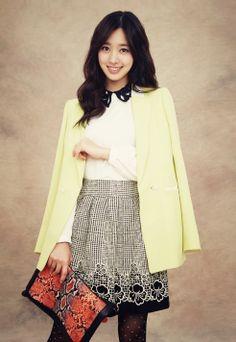 Jin Se Yeon - Soos Spring 2014