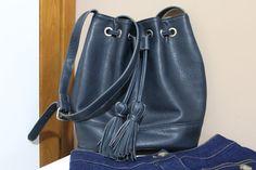 Rita Giacco: New in | Bucket bag & denim skirt