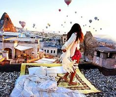 Capoadocia, Turkey