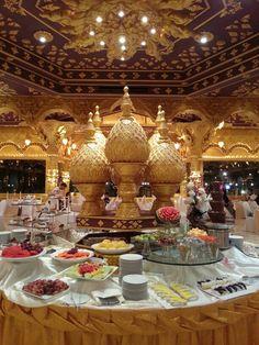 VIP dining @ The FantaSea Show . Phuket .