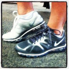 New kicks! Nike Air Max 2012