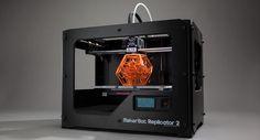 Impresión 3D, revolución que emociona y aterroriza