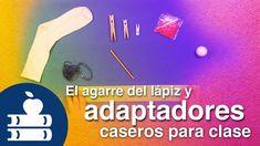 Sala de Profesores | Evolución del agarre del lápiz + ideas de adaptador...