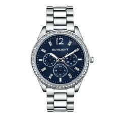 Часы женские кварцевые SUNLIGHT — купить в интернет-магазине Санлайт, фото, артикул 60479