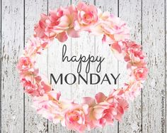 Afbeelding via We Heart It https://weheartit.com/entry/133903864 #beautiful #crown #day #flowers #good #great #happy #monday #new #nice #pink #retro #roses #shabby #start #vintage #week #wood #audrey_cfc