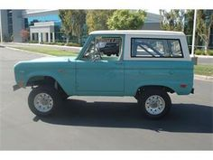 ◆1968 Ford Bronco◆ Campbell California, Ford Bronco For Sale, Early Bronco, Broncos, Pickup Trucks, Corvette, Mustang, Vw, Cars