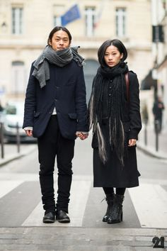 On Kit Wong   Kayuet Chau | Paris @ http://le-21eme.com
