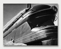 PRR Streamliner