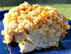 Chicken and Rice Casserole!