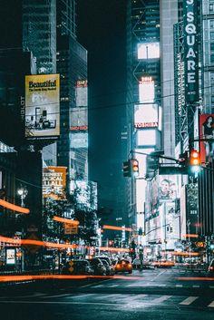 Times Square by @kostennn | newyork newyorkcity newyorkcityfeelings nyc brooklyn queens the bronx staten island manhattan