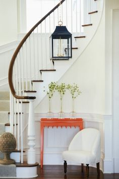 oomph lantern, tini console and mini chair - some of our favorite pieces!
