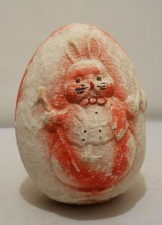 1920s paper-made egg