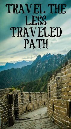 How to see the Great Wall of China crowd-free from Beijing. Hiking the Great Wall from Jiankou to Mutianyu. This is not your typical tourist path. This section of the wall is one of the most rustic areas of the wall because it is in its original state. Th
