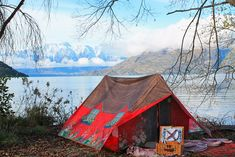 OUR COTTAGE TENT TRAVELS THE WORLD