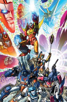 TF MTMTE TPB05 Cover by markerguru.deviantart.com on @deviantART