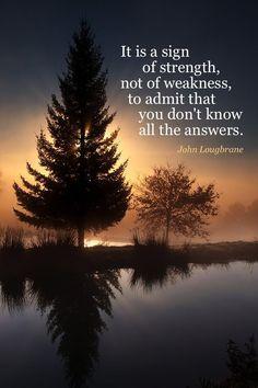 ✓ John Lougbrane Quotes