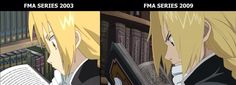 Fullmetal Alchemist vs FMA Brotherhood Part 1 | Anime Amino