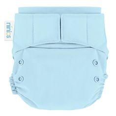 Pañal híbrido unitalla que incluye un absorbente impermeable y un super holder [$ 279.00]
