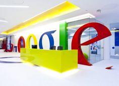 New Google Office Interior Design