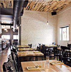 Restaurant Visit: Longman & Eagle in Chicago : Remodelista