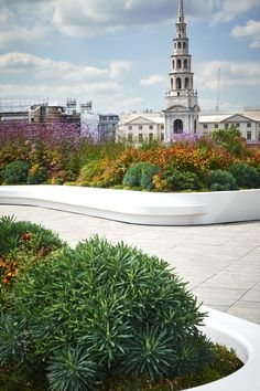 New Ludgate | Gustafson Porter | Archinect