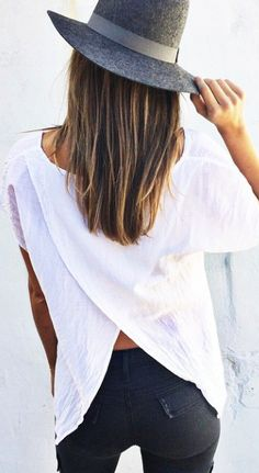 Split back top