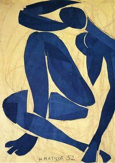Blu Nude Matisse